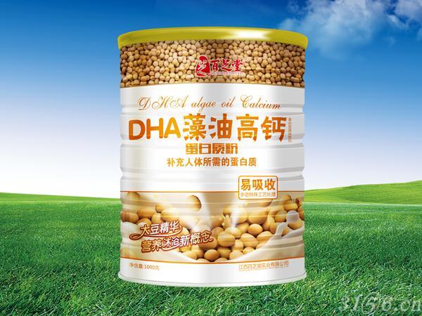 DHA藻油高钙蛋白质粉
