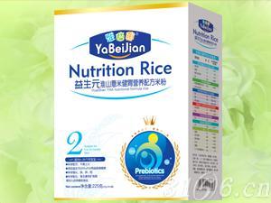 益生元淮山薏米健胃营养配方米粉