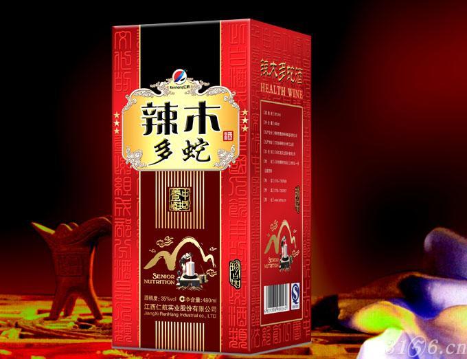 辣木多蛇酒(单瓶)