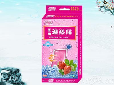 冰护士医用退热贴水果香型系列草莓
