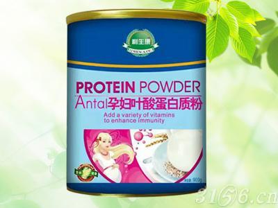 孕妇叶酸蛋白质粉招商