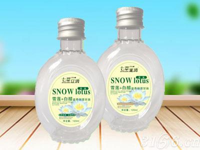雪莲+白醋滋养保湿甘油