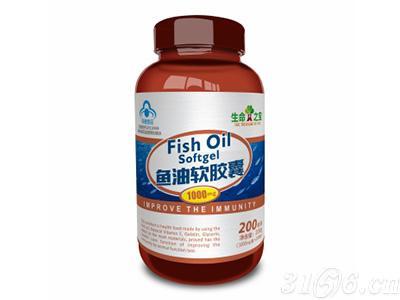 生命之宝-鱼油软胶囊(200粒)