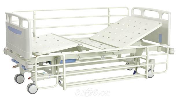 医用护理床B-35儿童手动病床