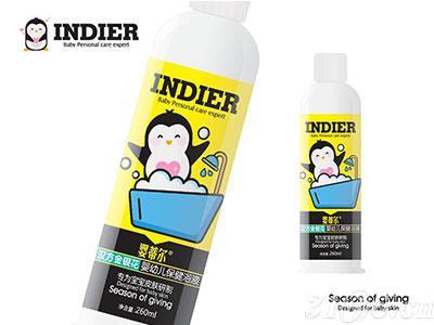汉方金银花婴幼儿保健浴液