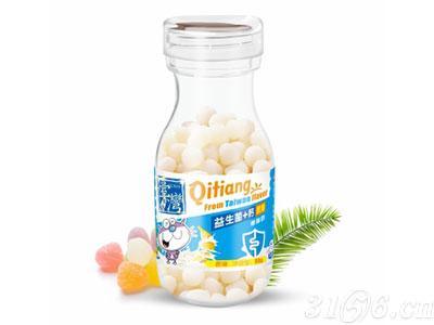 齐天盖-益生菌+钙软糖