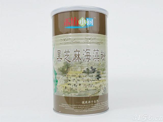 黑芝麻海藻粉