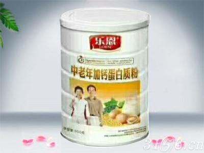 中老年加鈣蛋白質粉