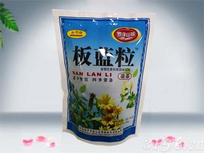 永寿牌-板蓝粒凉茶
