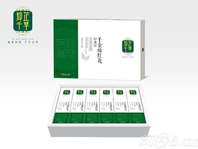 千金藤红花抑菌型