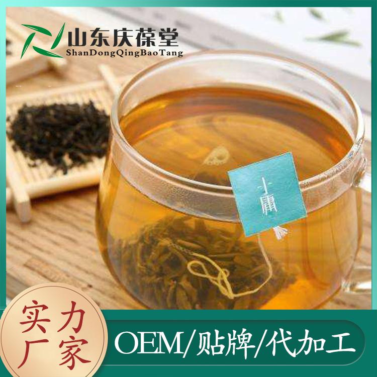 紫苏茯苓茶