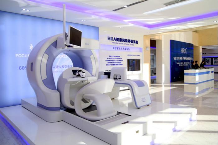 惠斯安普HRA高端智能体检设备