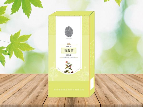 福草堂茯莲散袋泡茶
