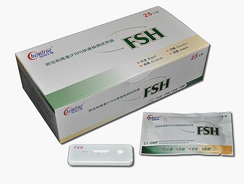 凯创 卵泡刺激素(FSH) 检测试剂盒(胶体金法)